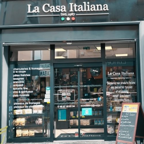 Casa Italiana Vif - La Boutique